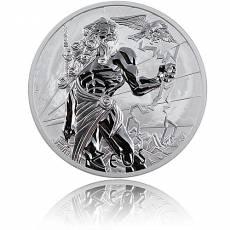 Silbermünze 5 oz Gods of Olympus Zeus 1. Ausgabe 2021