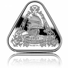1 oz Silbermünze Zeewijk - Schiffswracks - 4. Ausgabe 2021