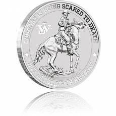 Silbermünze 1 oz John Wayne 2021