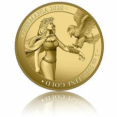 1 oz Gold Germania Proof 100 Mark 2020 2. Ausgabe