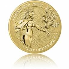 1 oz Gold Germania 100 Mark BU (2020) 2. Ausgabe