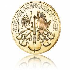 Wiener Philharmoniker 1/2 Unze Gold 2021