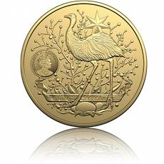 Goldmünze 1 oz Australien RAM Coat of Arms 2021