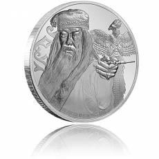 1 oz Silbermünze Harry Albus Dumbledore - Potter Classic 3. Motiv 2020