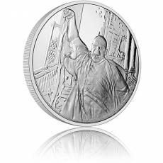 1 oz Silbermünze Lord Voldemort - Harry Potter Classic 6. Motiv 2021