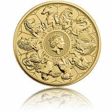 1 Unze Goldmünze Queens Beasts Final Collection Coin (2021)