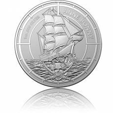 Silbermünze 1 oz Pirat Queens - Anne Bonny RAM 2021