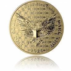 1 gramm Gold Liberator - Befreier 2021