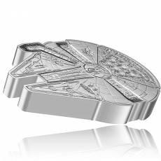 1 oz Silber Millenium Falke Star Wars Shaped 2021