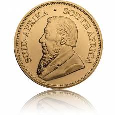 Krügerrand 1/4 Unze Gold 2021