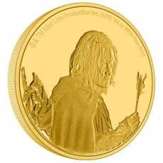 Goldmünze 1/4 oz Der Herr der Ringe - Aragorn PP 4. Ausgabe 2021