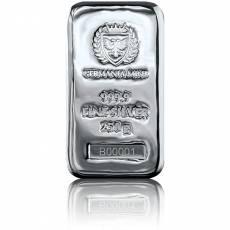 Silberbarren 250 gramm Germania Mint