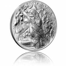 1 oz Silber Medieval Legends Robin Hood Round 2021