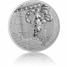10 Unzen Silber Germania 50 Mark 2021