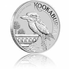 1 Unze Silbermünze Austral. Kookaburra 2022