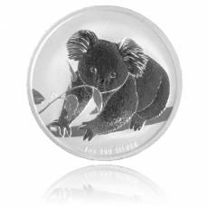Australischer Koala 1 Unze Silber (2010)