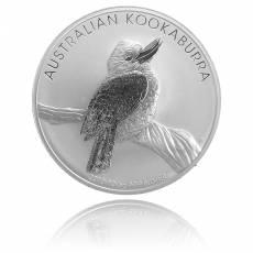 Austral. Kookaburra 10 Unzen 999/1000 Silber 2010