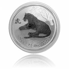 Australien Lunar Tiger 1/2oz Silber (2010)