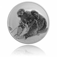Austral. Koala 10 Unzen 999/1000 Silber 2010