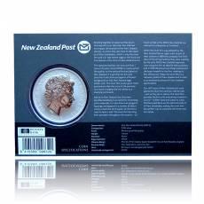 Neuseeland Kiwi  1 Unze Silber (2011)