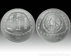 5 oz Atlantes 999/1000 Silber (1998)