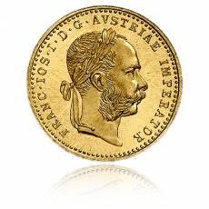 1 Dukaten Österreich Goldmünze