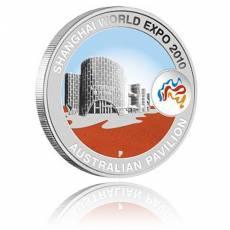 Shanghai Expo Australian Pavilion 1 oz Silber (2010)