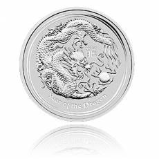 Australien Lunar Drache 10 Unzen Silber (2012)