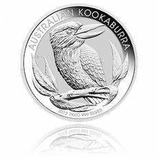 Austral. Kookaburra 1kg 999/1000 Silber 2012
