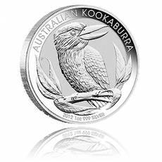 Austral. Kookaburra 2012 1 Unze 999/1000 Silber