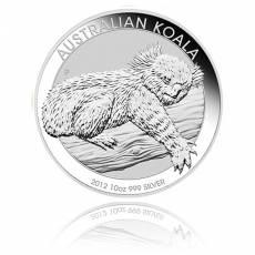 Austral. Koala 10 Unzen 999/1000 Silber 2012