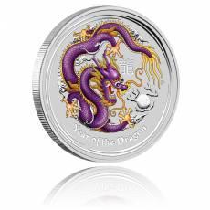 Jahr des Drachen Lunar II (2012) Ten-Coin Set