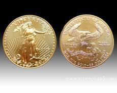 American Gold Eagle 1/2 oz Goldmünze (versch. Jahre)