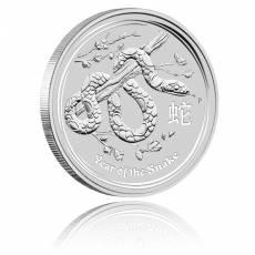 Australien Lunar Schlange 5oz Silber (2013)