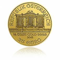 1/4 Unze Gold Wiener Philharmoniker 2020