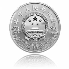 China Peking-Oper 2 x 1oz Silber (3. Ausgabe 2012)