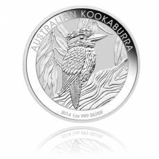 Austral. Kookaburra 2014 1 Unze 999/1000 Silber