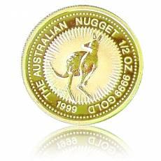 Australien Nugget 1/2 Unze Gold (versch. Jahre)