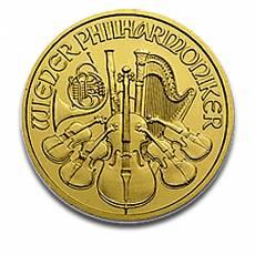 1/4 Unze Gold Wiener Philharmoniker (verschiedene Jahrgänge)