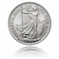 Britannia 1 Unze Silber (2015)