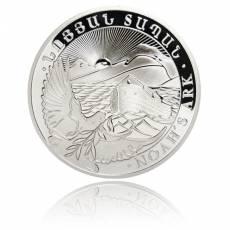 Silbermünze Arche Noah 1/2 Unze 999/1000 Silber
