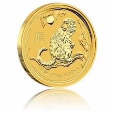 Australien Lunar Affe 1/2oz Gold (2016)