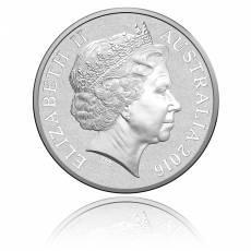 Austral. Känguru 1 Unze 999/1000 Silber (2016)