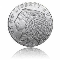 1/10 Unze Silber Indianer (Medaille) 999/1000 Silber
