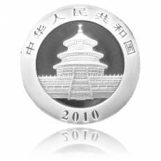 China Panda 1 Unze Silber (2010)
