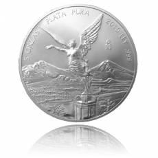 Mexicanische Libertad 5 Unzen 999/1000 Silber (2009)