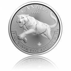 1 Unze Silber Canada Predator Serie - Puma 2016