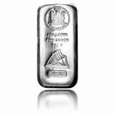 500 gramm Silber Argor Heraeus Fiji Münzbarren