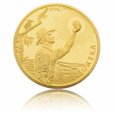 1 oz Gold 999.9/1000 The Eureka