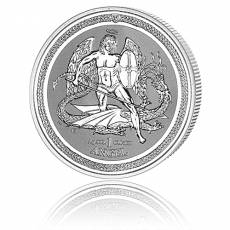 1 oz Silber Angel Erzengel Michael Reverse Proof